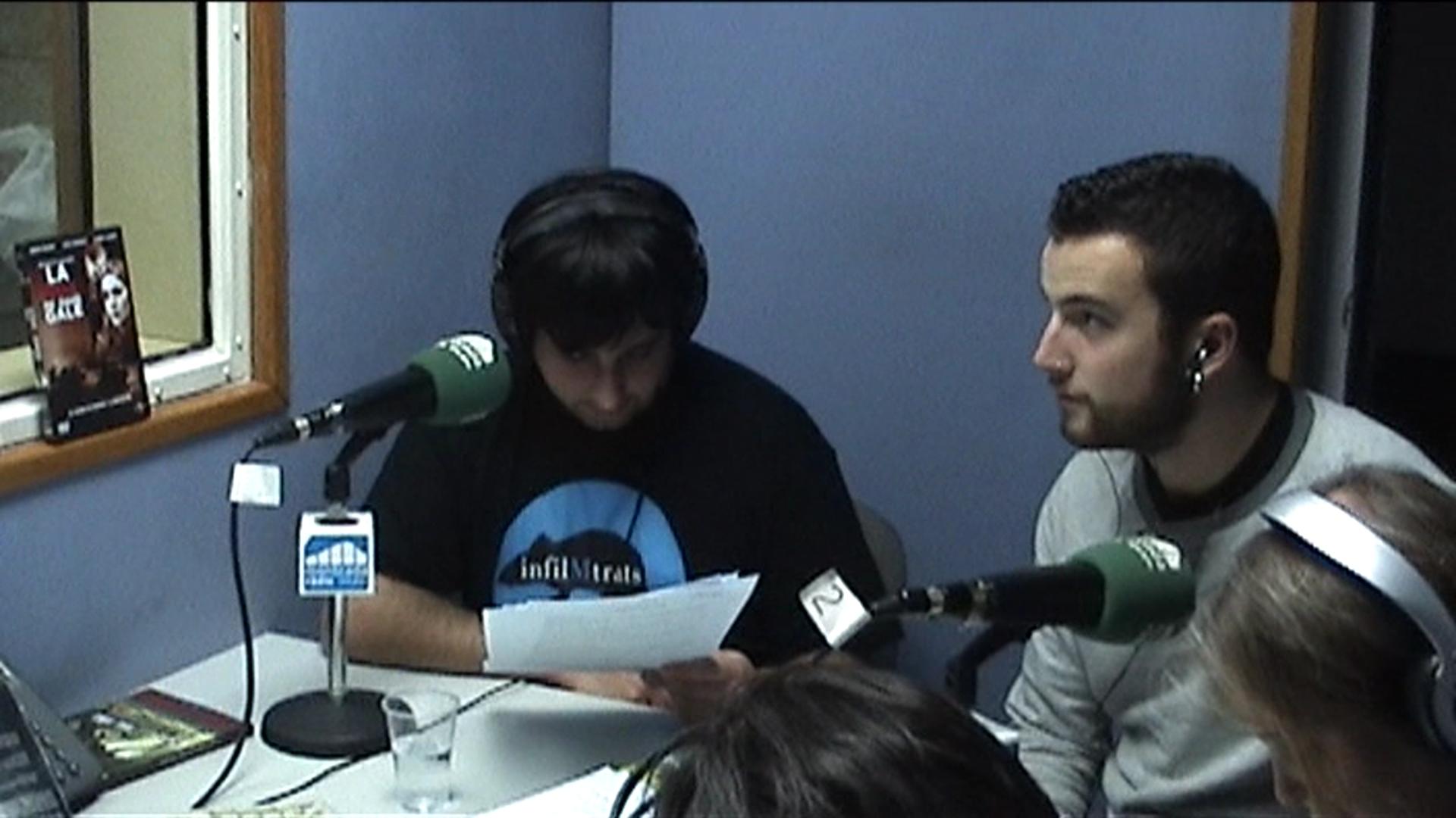 Edgar Reig y Pablo Franco