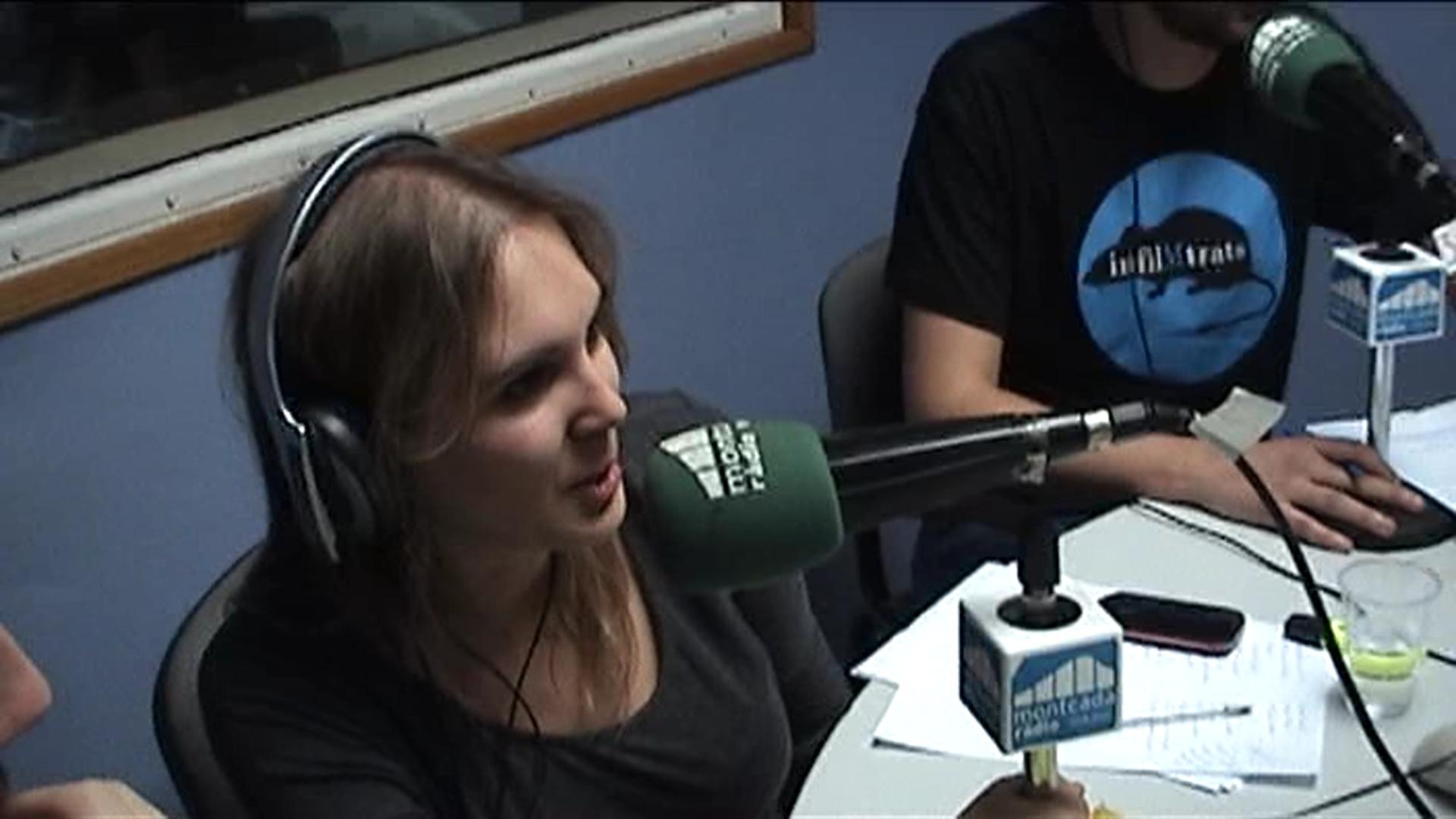 Irene Terrón: Actriz, cantante, bibliotecaria y directora de cine.